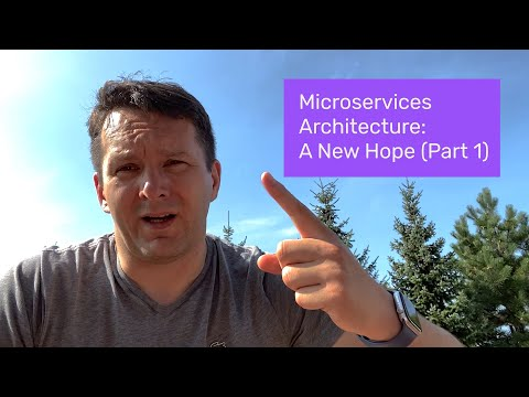 Microservices Architecture: A New Hope (Part 1)