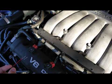 Bad injector pulses 3000gt vr4