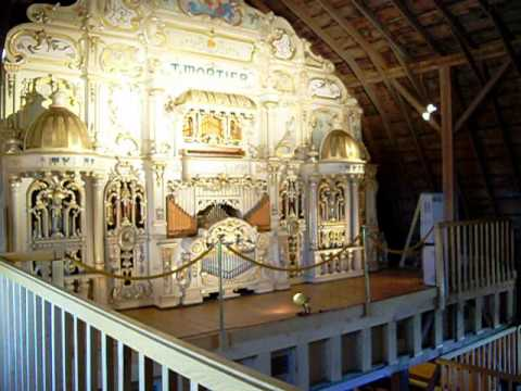 The Mortier Dance Hall Organ - Music House Acme Michigan