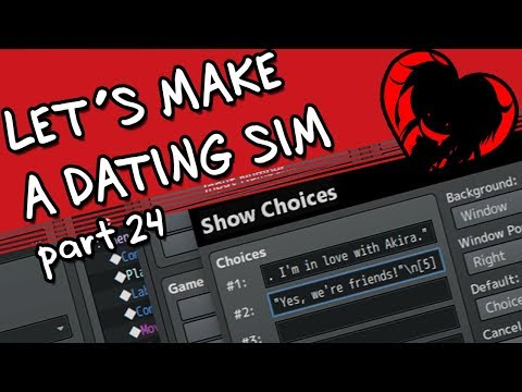Rpg character creator dating game