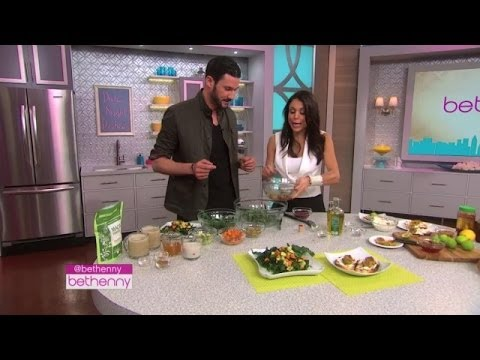 Chef Sam Talbot's Sexy Date Food