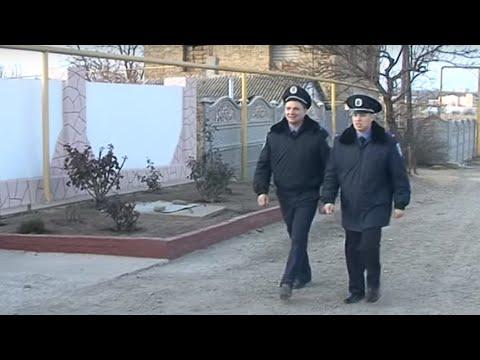 Участковые милиционеры (Крым) 2011