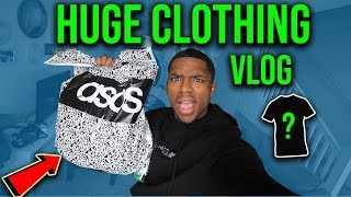 Huge Asos Clothing Haul Vlog! Must Watch!!!