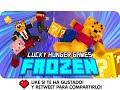 LUCKY HUNGER GAMES: FROZEN!   Minecraft Juegos del Hambre con Exo, Macundra, Sarinha y Luh