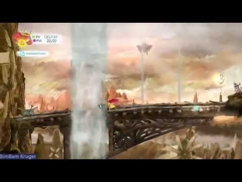 Playing Child of Light ( Hard ) - Part 4 -- Xbox One