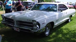 1965 Pontiac Catalina 2 + 2 at the Greenwich Concours d'Elegance