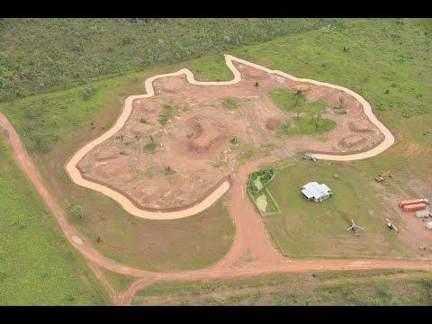 Nine News Darwin - New Outback Resort
