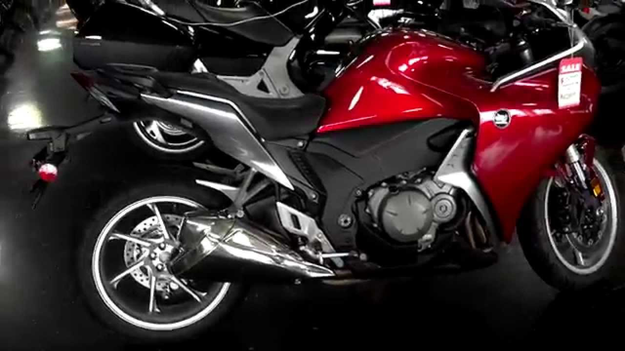 WHY bother changing your exhaust Honda VFR 1200 mark savage - YouTube