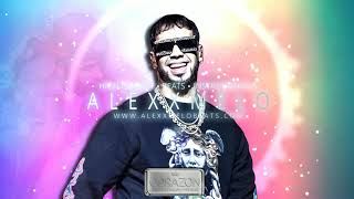Anuel AA x Bad Bunny TYPE Beat •CORAZON• New Dancehall Afrobeat Reggaeton Tropical Beats 2019