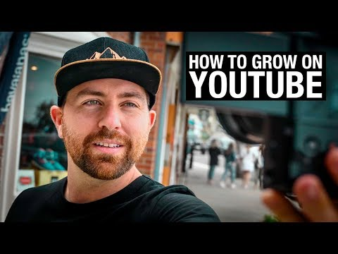 How To Get 100k Followers On YouTube