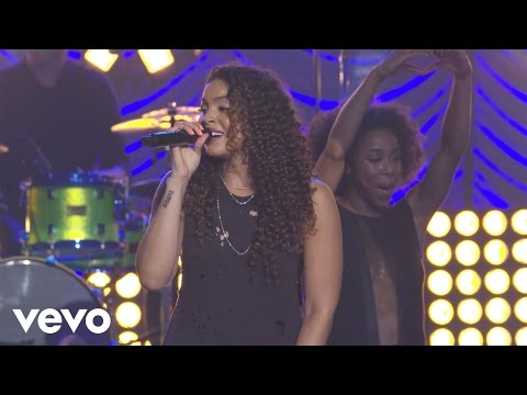 Jordin Sparks  No Air  on the Honda Stage at the iHeartRadio Theater LA