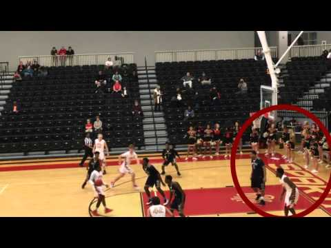 Perfect Recruits Anthony Carter II 2016 Skills Video