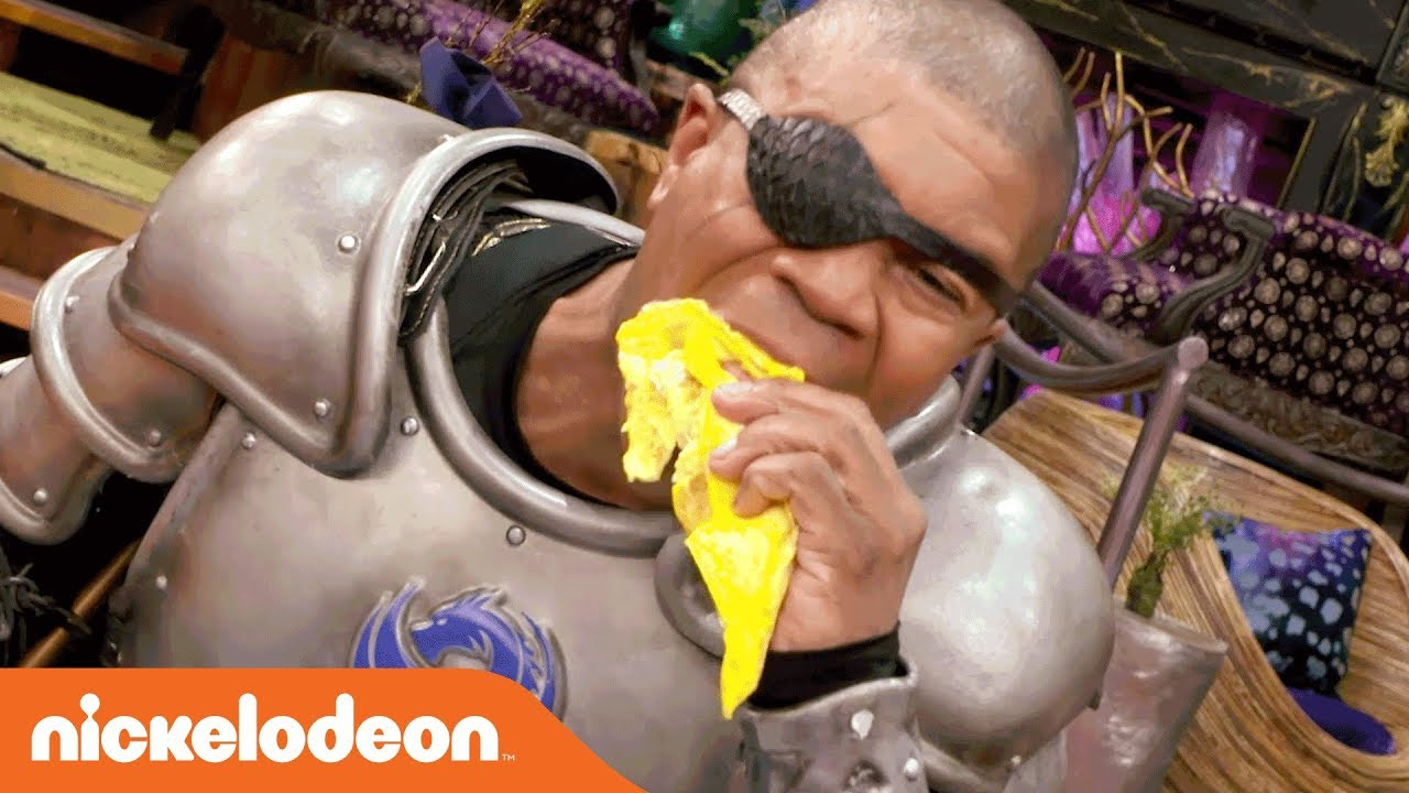 Do You Need to be Under a Spell for This Magical Taste Test? ? | Knight Squad | Nick