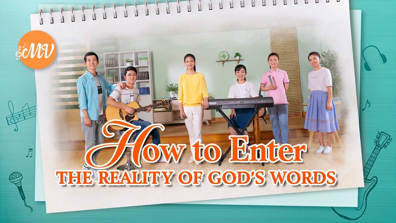 2020 Christian Song | परमेश्वर के वचन की सच्चाई में कैसे करें प्रवेश | Music Video
