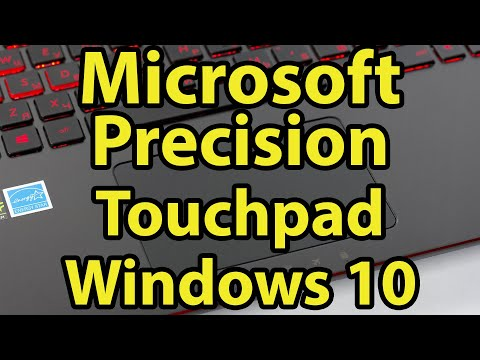 Microsoft  Precision Touchpad Drivers For Windows 10 || Download & Install || Better Than Synaptics