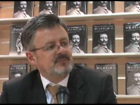 """Interview mit Christopher Clark zur Biographie """"Wilhelm II."""" (DVA Sachbuch)"""
