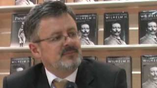 "Interview mit Christopher Clark zur Biographie ""Wilhelm II."" (DVA Sachbuch)"