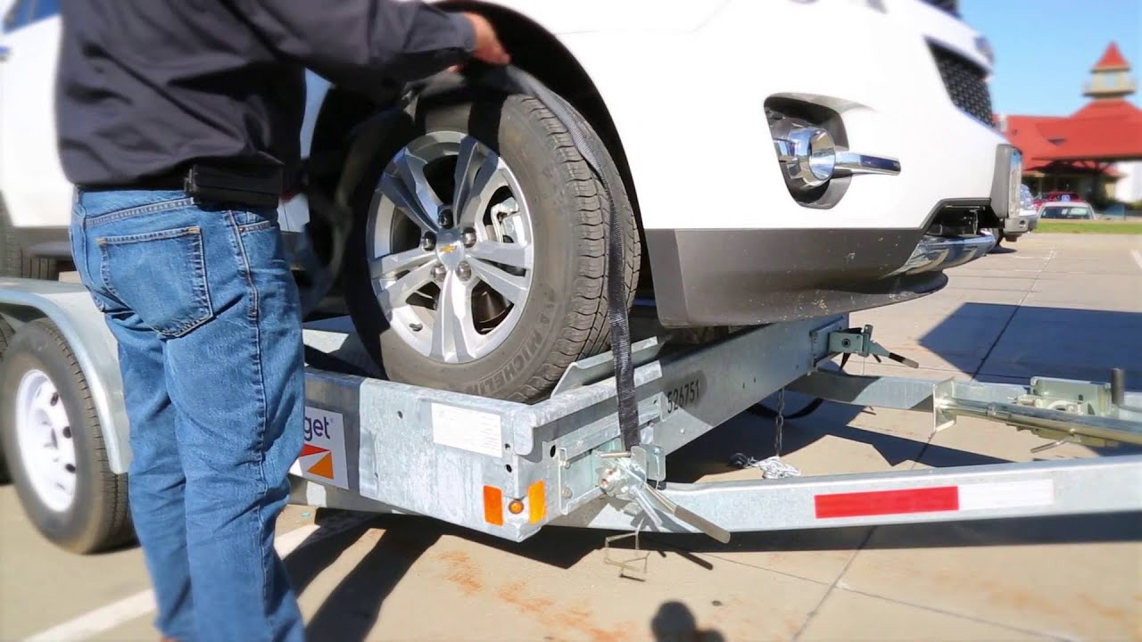 budget car rental boise	  Budget Car Carrier Loading and Unloading Instructions - YouTube