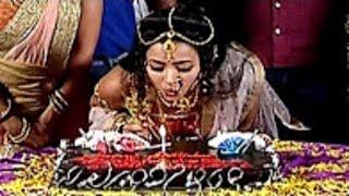 Chandra Nandini - Nadini aka Shweta Basu's Birthday Celebration - Star Plus - Telly Soap