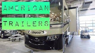 Американские трейлеры и RV! Трейлеры для жизни и путешествий.