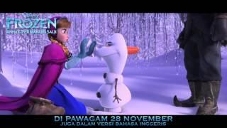 Disney Frozen: Anna & das Permaisuri Salji - Zug der UN (Sarah Liyan ist alt,Masha&Ray) - Di pawaga Nov 28