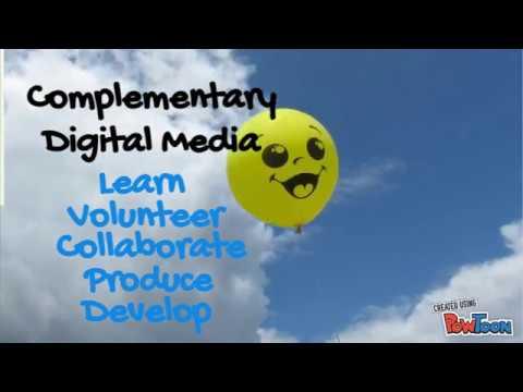 Complementary Digital Media (CDM): Unlocking Service User Potential