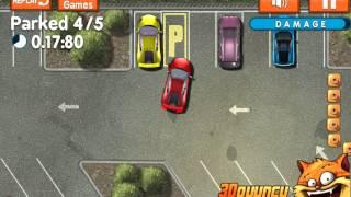 Usta Park Şoförü 2 - 3D Araba Oyunları - 3D Oyuncu