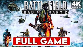BATTLEFIELD BAD COMPANY 2 Gameplay Walkthrough Part 1 FULL GAME [4K 60FPS PC ULTRA] - No Commentary