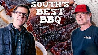 These BBQ Ribs Are The Best In The South | BBQ&A | Southern Living