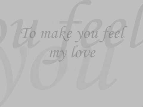 To Make You Feel My Love By Kris Allen
