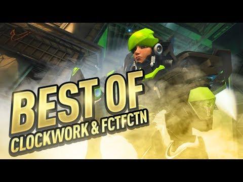 Houston Outlaws BEST OF CLOCKWORK & FCTFCTN! (Overwatch Season 1 Highlights) thumbnail