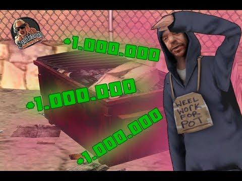 Как ЗАРАБАТЫВАТЬ по 1.000.000$ в ДЕНЬ?! ЛУЧШИЙ способ РАЗВИТИЯ в SAMP на Arizona RolePlay!