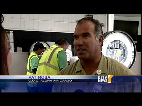 Aloha Air Cargo looking to hire