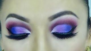 ¡¡¡*CUT CREASE!!! Morado, violeta, Vino*!!!, paletas Beauty big bang y *Anastasia Beverly Hills*