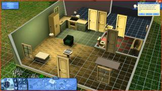 The Sims 3 Town Life Stuff - Gameplay First