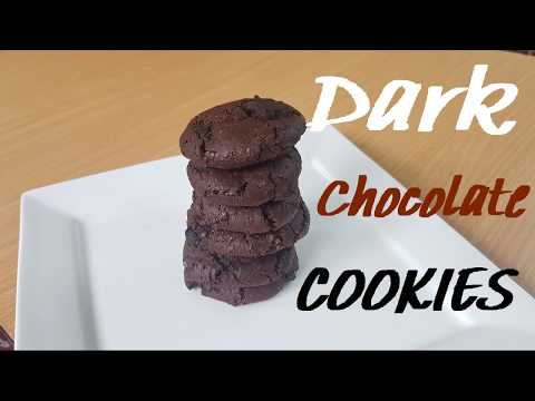 How To Bake Dark Chocolate Cookies - A Guide For Beginners