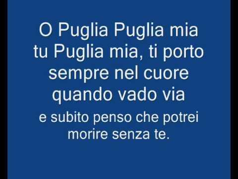 Caparezza - Vieni a ballare in Puglia (lyrics)