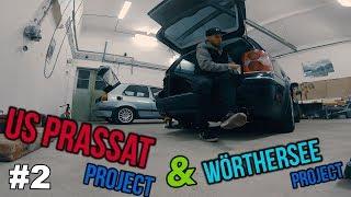 #2 Project Wörthersee - Toxický brzdiče a nějaká práce na Passatu