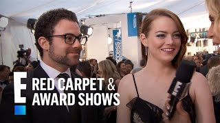 Emma Stone's Craziest Audition Stories | E! Live From The Red Carpet
