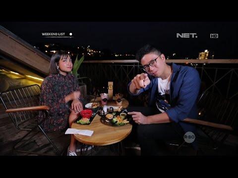 Weekend List - Tempat Makan Yang Unik & Kekinian di The Parlor Bandung