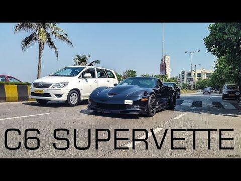 CHEVROLET CORVETTE C6 SUPERVETTE ACCELERATION
