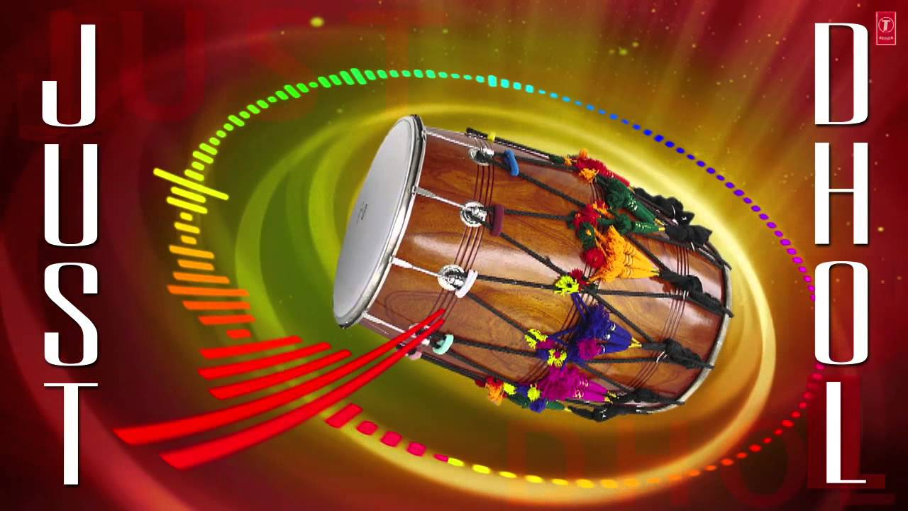 Just Dhol By D  J  Moody | Punjabi Dhol Instrumental Video Song | Just Dhool