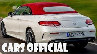 2019 Mercedes-benz C-Class Convertible (C 300) | TEST DRIVE