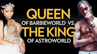 The Queen of BarbieWorld vs The King of Astroworld  | THE BREAKDOWN