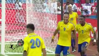 Goals match Gabon 1 vs 1 Guinea Bissau HD #African #Cup of Nations #CAN 2017