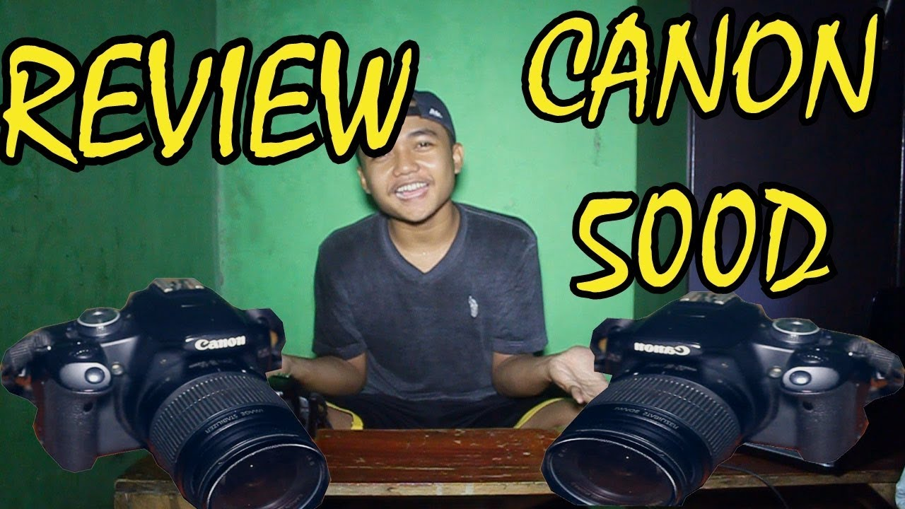 Review Canon D Bahasa Indonesia