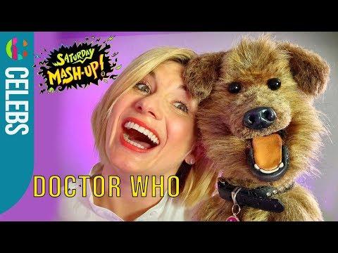 Doctor Who star Jodie Whittaker meets Hacker!