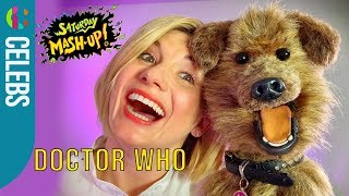 Doctor Who star Jodie Whittaker meets Hacker!