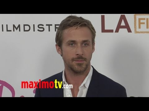 Ryan Gosling at DRIVE Premiere Arrivals