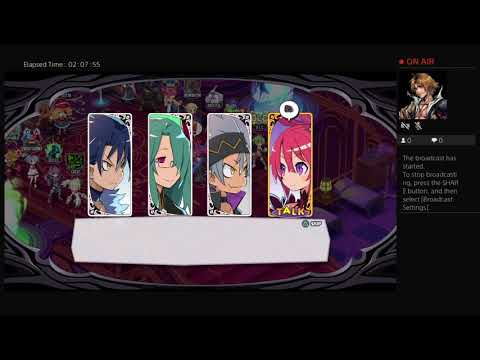Disgaea 5 ( new game plus) complete (Part 9) |